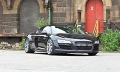 audi r8 touched by ok-chiptuning [photo gallery]