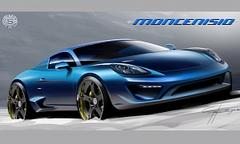 porsche cayman s gets exclusive moncenisio edition from studiotorino