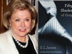 Fifty Shades of Grey is terrible: EL James erotic fiction slammed by writer Barbara Taylor Bradford