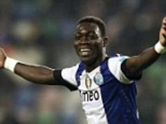 Liverpool make £5m bid for Porto's Christian Atsu