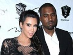 Baby North West? Kim Kardashian and Kanye 'battle it out' over their daughter's name