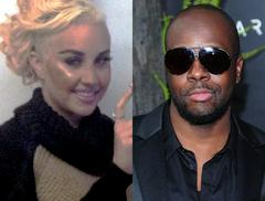 amanda bynes' album may be produced by wyclef jean