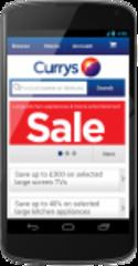 Three Quarters of Top 50 UK Retailers Have Mobile Sites