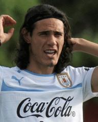 edinson cavani dreams of real madrid - not manchester city or chelsea