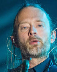 thom yorke painting up for auction