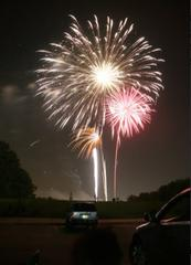 Hiram Hosts Red, White and Boom Independence Day