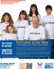 bolingbrook golf club restaurant the nest to host united way of will county fundraiser