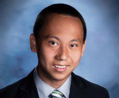 Meet Somers High School's Valedictorian Simon Zheng