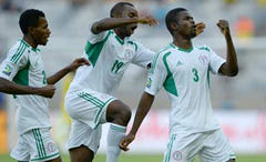 FIFA Confederation Cup: Nigeria vs Tahiti highlights