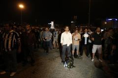 'standing man' in turkey launches new protests